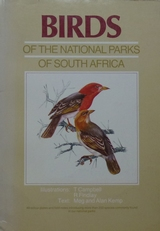 Birds of the national parks of South Africa.