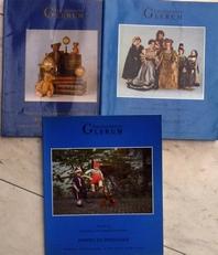 Poppen en Speelgoed.3 veiling catalogi.