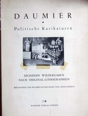 Daumier ,Politische Karikaturen