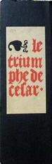 Le triumphe de Cecar.