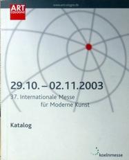 37. Internationale Messe fur Moderne Kunst.