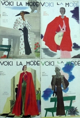 Voici la Mode. 4 magazins.