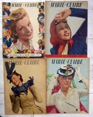 Marie Claire Mode magazin 4 x .