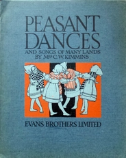 Peasant dances and songs of many lands.