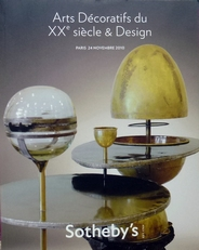 Arts Decorative du XXe siecle & design.