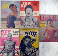 5 American magazins of the fifties.