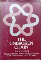 The unbroken chain.