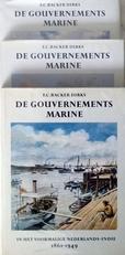 De Gouvernements Marine in het voormalig Ned.-Indie