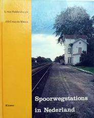 Spoorwegstations in Nederland.
