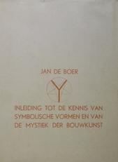 Inleiding van symbolische vormen en mystiek der bouwkunst
