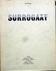 Surrogaat / Surrogate.