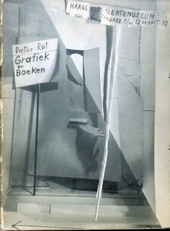 Dieter Rot, grafiek en boeken.