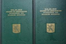 Geschied- en Aardrijkskundig woordenboek Belgische Gemeenten