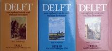 Delft,een verhaal van de stad en haar bewoners.