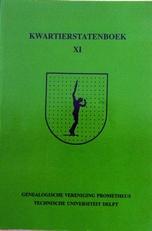 Kwartierstatenboek XI (elf)