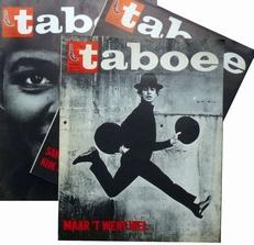 Taboe 1961 no 2 , 3  en 4