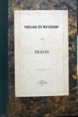Friesland een waterschap.