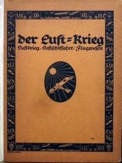 Unser Krieg.Der Luftkrieg. (1913).