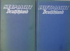 Seemacht und Luftmacht Deutschland 1941. (2 Teilen).
