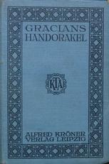 Gracians Handorakel.