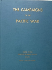 The campaigns of the Pacific war.