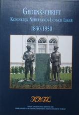 Gedenkschrift Koninklijk Nederlands-Indisch Leger. 1830-1950