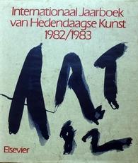 Internationaal Jaarboek van Hedendaagse Kunst 1982/1983.