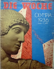 Die Woche, Olympia 1936.
