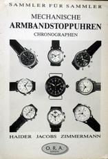 Mech Armbandstoppuhrenanische, Chronographen.