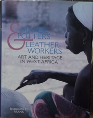 Mande potters & leatherworkers.Art and heritage in W.Africa.