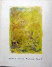Graubner, Gotthard, Zeichnung-Aquarell.
