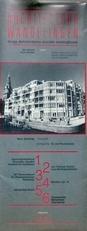 Architectuurwandelingen langs Amsterdams sociale woningbouw.