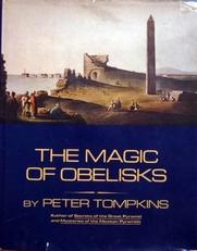 The Magic of obelisks.
