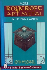 More Roycroft Art Metal,with price guide.