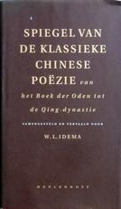 Spiegel van de klassieke chinese