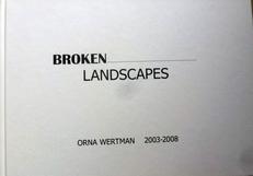 Broken landscapes.