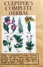 Culpeper's complete herbal.
