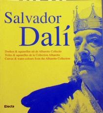 Salvador Dali.Doeken & Aquarellen uit de Albaretto Collectie