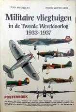 Militaire vliegtuigen in Tweede Wereldoorlog 1933 t/m 1945.