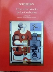 Thirty-five Works by Le Corbusier.
