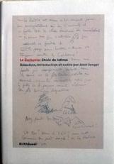 Le Corbusier Choix de lettres.