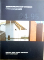 Jaarboek Architectuur Vlaanderen.Flanders Yearbook '94-'95.