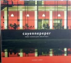 Cayennepeper. Fons Verheijen Architect.