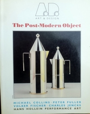 The Post-Modern Object.