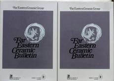 Far Eastern Ceramic Bulletin.