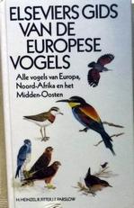 Elseviers gids van de europese vogels.
