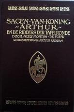 Sagen van koning Arthur en de ridders der tafelronde.