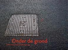 Onder de grond ,kerstnummer Grafisch Nederland 1997