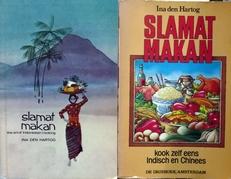 Samat makan. English and Dutch version.