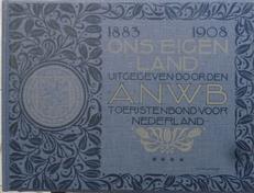Ons eigen land. 4 delen 1883-1908
